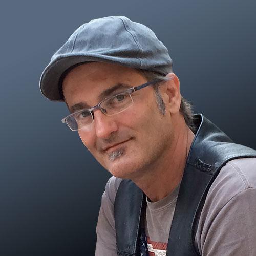 Portrait de Ronald Frossard, Directeur artistique